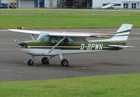 G-BPWN @ EGFF - Cessna 150L