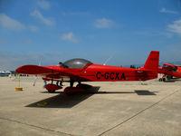 C-GCXA @ WVI - 1998 Zenair ZODIAC CH 601 XL from Cloverdale, CA @ Watsonville, CA airshow - by Steve Nation