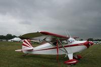 N1308C @ KOSH - Piper PA-22-135 - by Mark Pasqualino