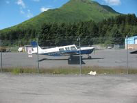 N3941W @ ADQ - On the ramp at Kodiak.  I normally don't like through the fence photos, but it was too close to stick the camera through. - by Timothy Aanerud