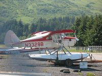 N3328B @ ADQ - General Aviation area at Kodiak - by Timothy Aanerud