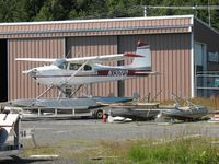 N1302D @ ADQ - General Aviation area at Kodiak - by Timothy Aanerud