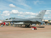 89-0009 @ EGVA - F-16C/510 FS-31 FW USAF/RIAT Fairford - by Ian Woodcock