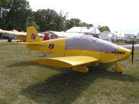 N122SX @ KOSH - EAA AirVenture 2007. - by Mitch Sando