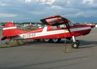 N1364D @ ANC - General Aviation Parking area at Anchorage International - by Timothy Aanerud