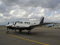 N90XS @ KFCM - Parked on the ramp at Executive Aviation. - by Mitch Sando