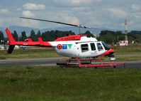 C-FTHU @ YVR - This helicopter belonging to the CTV News TV channel covers the news in the Great Vancouver - by Teiten