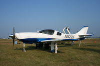 N922F @ KOSH - Lancair Legacy - by Mark Pasqualino