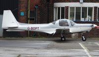 G-BOPT @ EGCB - Grob 115 - by Terry Fletcher