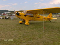 N2252M - at Lock Haven - by Mary Revoir