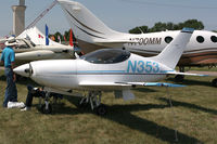 N353 @ OSH - Venture at EAA AirVenture 2007 - by Sergey Riabsev