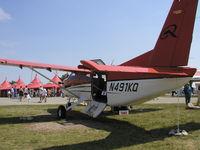 N491KQ @ KOSH - EAA AirVenture 2007. - by Mitch Sando