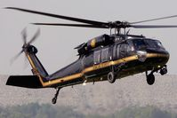 79-23297 - United States Department of Homeland Security UH-60A Blackhawk arriving at Hansen Dam Park. - by Dean Heald