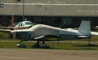 N17AP @ HWV - On the ramp at Brookhaven...