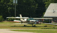 N577CA @ HWV - On the ramp at Brookhaven...