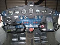 C-FFRP - instrument panel - by Eric Klepsch
