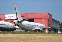 3X-GCB @ PGF - Air Guinee Express - by Fabien CAMPILLO