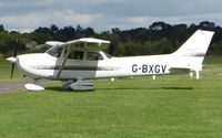 G-BXGV @ EGLM - Cessna 172R