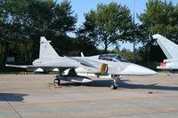 9243 @ LWR - Saab JAS-39C Grippen 39-243 - by Fabien CAMPILLO