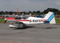 G-RAFC @ EGSF - 1. G-RAFC at Conington - by Eric.Fishwick