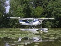 C-GGEB @ 96WI - EAA AirVenture 2007. - by Mitch Sando