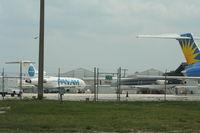 N410BN @ SFB - Miami Air