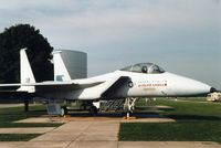 72-0119 @ FFO - F-15A at the National Museum of the U.S. Air Force - by Glenn E. Chatfield