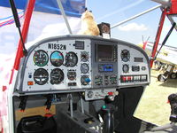 N1852N @ KOSH - EAA AirVenture 2007. - by Mitch Sando