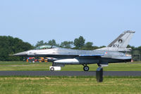 J-872 @ LWR - F-16AM 6D-89 - by Fabien CAMPILLO