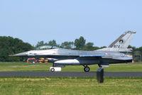 J-872 @ LWR - F-16AM 6D-89 - by Fabien CAMPILLO