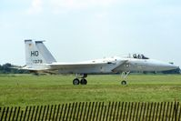 77-0079 @ DAY - F-15A at the Dayton International Air Show - by Glenn E. Chatfield