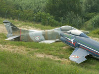 MM6389 - Fiat G-91 R-1B/Cerbaiola Emilia-Romagna (Composite,with tail from MM6302) - by Ian Woodcock