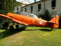 MM53823 - North American T-6H/Preserved/Carrrara San Giorgio - by Ian Woodcock
