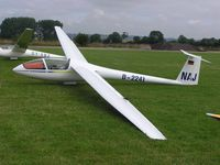 D-2241 - Rolladen-Schneider LS-1c at Husbands Bosworth - by Simon Palmer