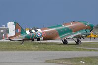 12944 @ CYQQ - Canada Air Force DC3 - by Andy Graf-VAP