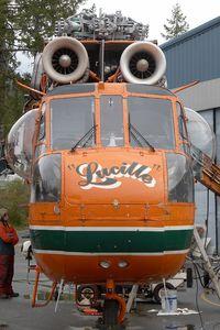 C-GJZK @ CAA9 - Erickson Air Crane S-64 - by Andy Graf-VAP