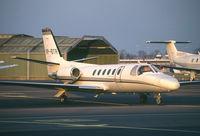 VP-BTR @ GVA - Cessna 550 Citation II 0693 - by Fabien CAMPILLO