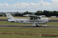 ZK-TAV @ NZAR - Ardmore Flying School - by Peter Lewis