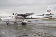 C-FAWC @ YVR - Liard Air DHC-6 - by Andy Graf-VAP