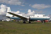 C-FJVD @ CYXX - Conair Convair 440 - by Andy Graf-VAP