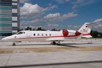 D-CHLE @ VIE - Learjet 60 - by Yakfreak - VAP