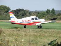 G-BZWG @ EGLG - 2. G-BZWG at Panshanger Airfield. - by Eric.Fishwick