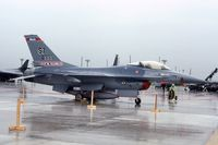 82-0995 @ ORD - F-16A at the AFR/ANG open house - by Glenn E. Chatfield