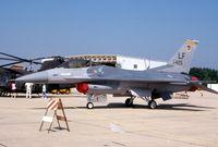85-1425 @ NBU - F-16C at the open house - by Glenn E. Chatfield