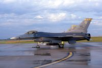 88-0459 @ CID - F-16C for an open house - by Glenn E. Chatfield