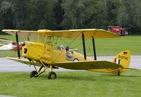 D-ETHC @ LOGO - De Havilland DH-82 Tiger Moth - by Roland Bergmann-Spotterteam Graz