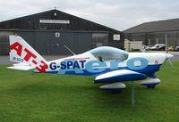 G-SPAT @ EGCJ - Aero At-3