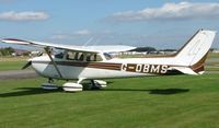G-OBMS @ EGBR - Cessna F172N at Breighton Uk