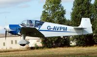 G-AVPM @ EGBR - Jodel D117 at Breighton , UK