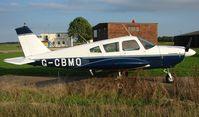 G-CBMO @ EGCS - Piper Pa-28-180